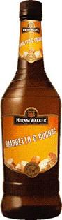 Hiram Walker Liqueur Amaretto & Cognac 750ml